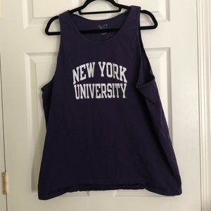 New York University Tank